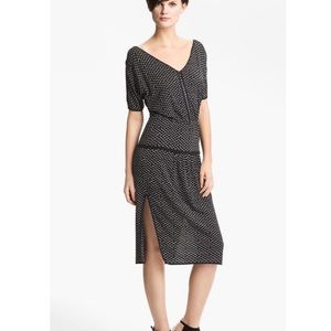 Tracy Reese Large High Slit Dolman Jersey Dress